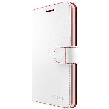 FIXED FIT pro Apple iPhone XR bílé (FIXFIT-334-WH)
