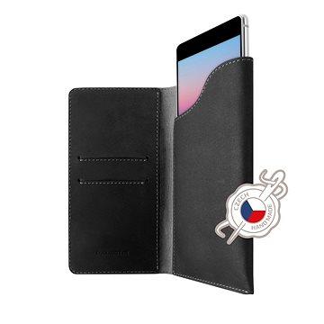 FIXED Pocket Book pro Apple iPhone 6 Plus/6S Plus/7 Plus/8 Plus/XS Max šedé (FIXPOB-335-GR)
