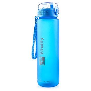 Láhev G21 na pití, 1000 ml, modrá-zmrzlá (MX5041MZ)