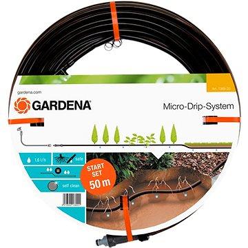 Gardena Mds-kapací hadice podzemní, 50 m + základní přístroj 1000 (1389-20)