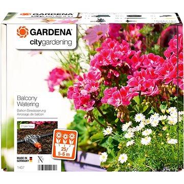 Gardena Automatické zavlažování pro 5-6 m květinových truhlíků (1407-20)