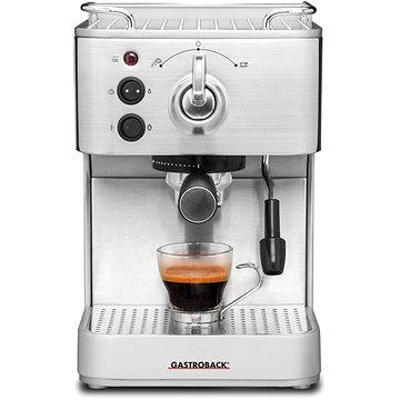 Gastroback 42606 + ZDARMA Zrnková káva AlzaCafé 250g Čerstvě pražená 100% Arabica