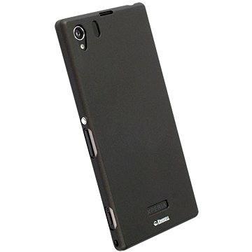 Krusell COLORCOVER pro Sony Xperia Z1 černá metalíza (89882)