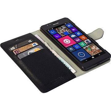 Krusell BORAS pro Lumia 950 černé (60359)