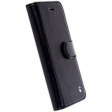 Krusell EKERÖ FolioWallet 2in1 pro Apple iPhone 7S, černé (60755)