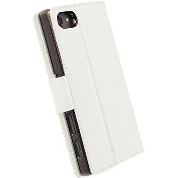 Krusell BORAS FolioWallet pro Apple iPhone 7, bílé (60762)