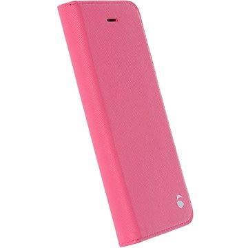 Krusell MALMÖ FolioCase pro Apple iPhone 7, růžové (60730)