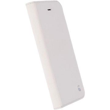 Krusell MALMÖ FolioCase pro Apple iPhone 7, bílé (LCSKRMAAPIP7WH)