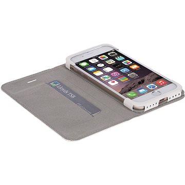 Krusell MALMÖ FolioCase pro Apple iPhone 7, bílé (60759)