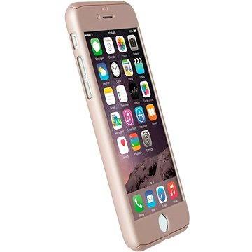 Krusell ARVIKA pro Apple iPhone 7, růžové zlato (60721)