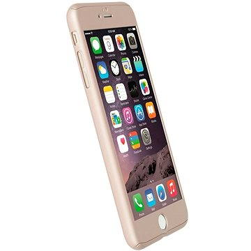Krusell ARVIKA pro Apple iPhone 7 Plus, růžové zlato (60767)