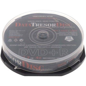 DATA TRESOR DISC DVD+R 10ks cakebox (DTD10CB4X)