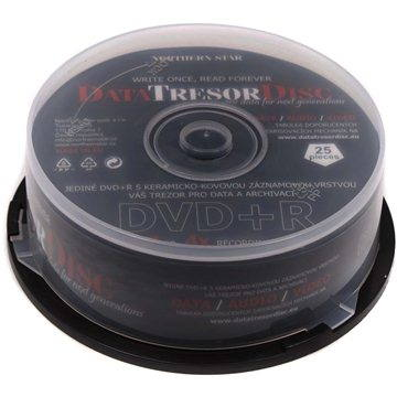 DATA TRESOR DISC DVD+R 25ks cakebox (DTD25CB4X)
