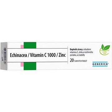 Echinacea/Vitamin C 1000/Zinc eff. tbl. 20 (8588003769305)