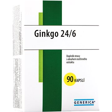 Ginkgo 24/6 cps. 90 (85802070)