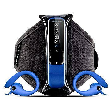 Energy Sistem Active 2 Neon Blue 4GB (395552)