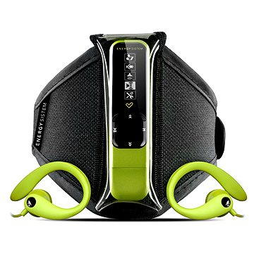 Energy Sistem Active 2 Neon Green 4GB (395583)