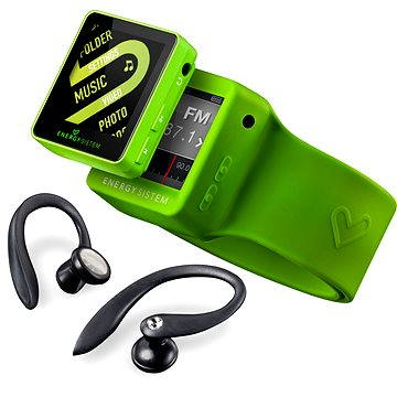 Energy Sistem 2508 Sport 8GB Lime Green (384013)