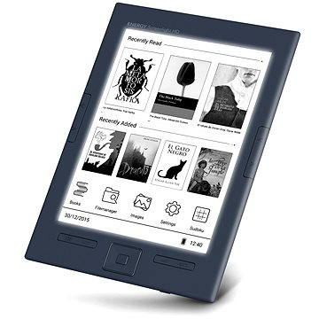 Energy Sistem eReader Screenlight HD (425068)