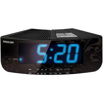 Radiobudík Sencor SRC 108 B černý