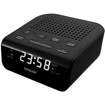Radiobudík Sencor SRC 136 B černý (SRC 136B)