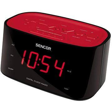 Radiobudík Sencor SRC 180 RD červený