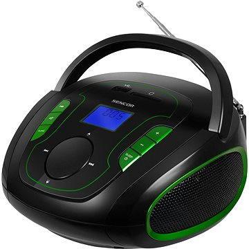 Sencor SRD 230 BGN černo-zelené (SRD 230 BGN)