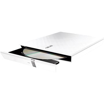 ASUS SDRW-08D2S-U Lite bílá + software