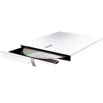 ASUS SDRW-08D2S-U Lite bílá + software + ZDARMA Kupón RONDO 150 žetonů