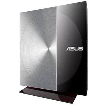 ASUS SDRW-08D3S-U černá + software + ZDARMA Média Verbatim DVD-R 16x, 10ks cakebox