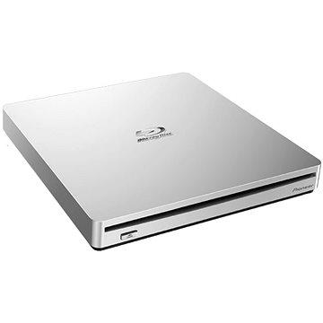 PIONEER Externí Slim Blu-ray vypalovačka BDR-XS06T