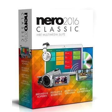 Nero 2016 Classic CZ (EMEA-10060000/1291)