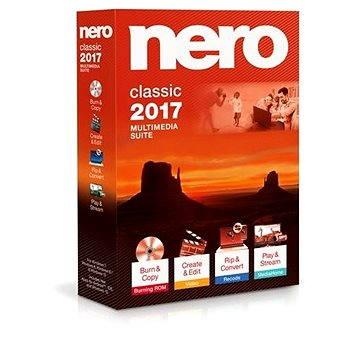Nero 2017 Classic CZ (EMEA-10070000/1291)