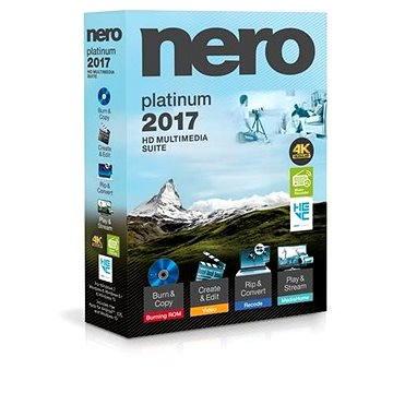 Nero 2017 Platinum CZ (EMEA-12270000/1316)