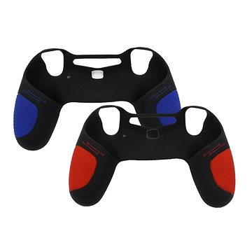 Numskull PlayStation DualShock 4 Silicone Skin Pack (5060576841389)