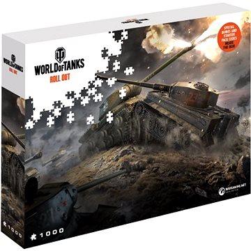 World of Tanks puzzle - Východ proti Západu (5907222426012)
