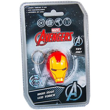 Marvel Avengers Iron Man Led Torch (5908305218494)