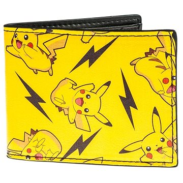 Pokémon All Over Pikachu Bifold Wallet (5908305215646)