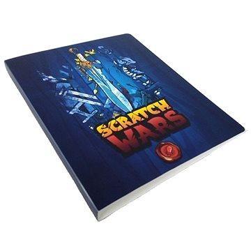 Scratch Wars - Album na karty zbraní A5 (ALB-A5-W)