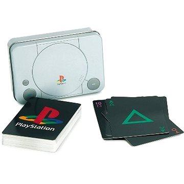 PlayStation - hrací karty se symboly PS (5055964715410)
