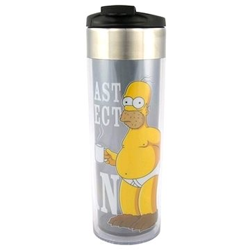The Simpsons - The Last Perfect Man - cestovní hrnek (0119866)