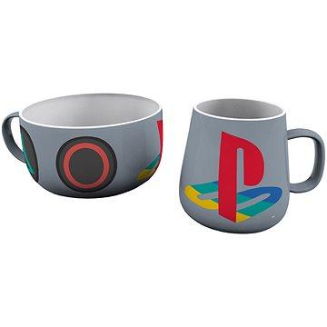 Keramický set PlayStation - Dárkový set (5028486407255)