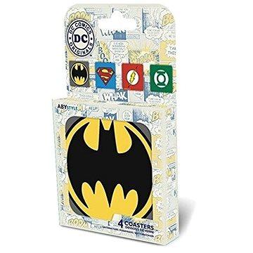 DC Comics set - podtácky (3700789258322)