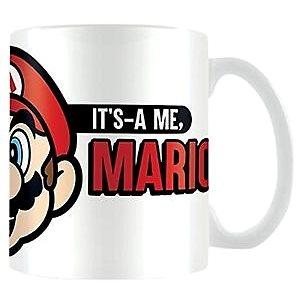 Its Me Mario - hrnek (5050574248457)