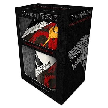 Game Of Thrones Coats - dárková sada (5050293851440)