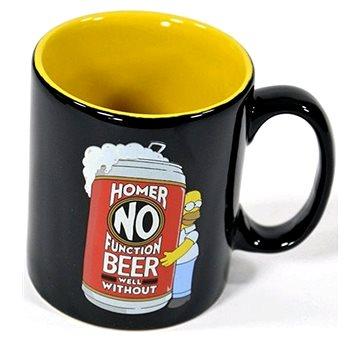 The Simpsons Homer No Beer - hrnek (8423599056548)