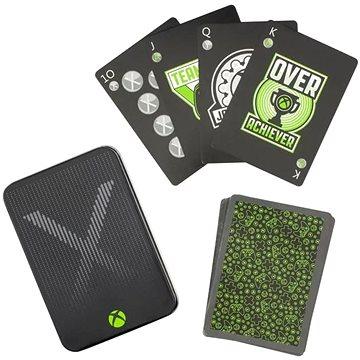 Xbox Icons - hrací karty (PP5687XB)