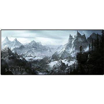 The Elder Scrolls V Skyrim - Podložka pod myš a klávesnici (4260570022314)