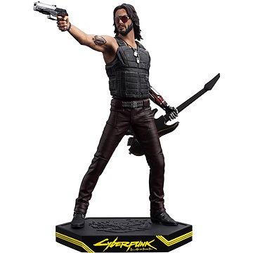 Cyberpunk 2077 - Johnny Silverhand Statue - figurka (761568006414)