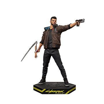 Cyberpunk 2077 - V Male Statue - figurka (761568006421)